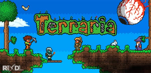 Terraria 1 3 0 7 1 Apk + Mod (Unlimited Items) + Data for