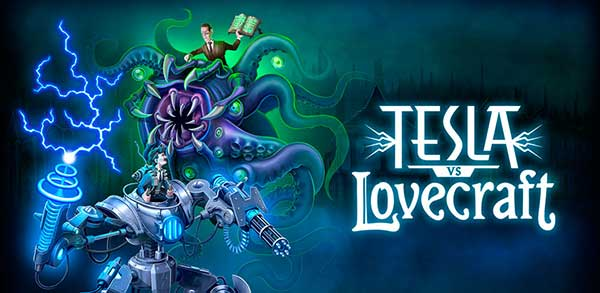 Tesla vs Lovecraft 1 5 0 Full Apk + Mod (Money) + Data for Android
