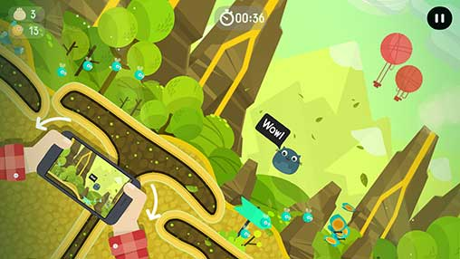 The Big Journey Apk