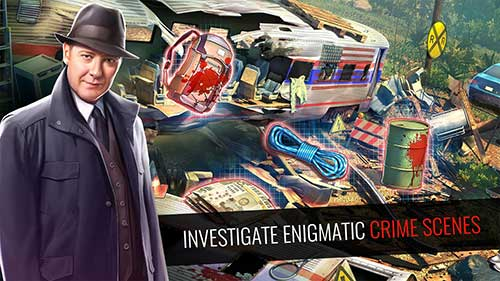 The Blacklist Conspiracy Apk