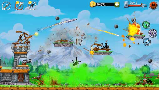 The Catapult 2 Apk