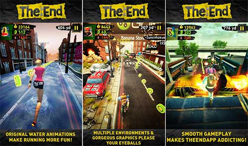 The End Run Mayan Apocalypse Apk