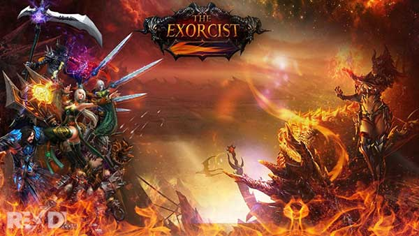 The Exorcists 3D Action RPG Mod
