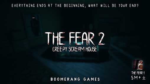 The Fear 2 Creepy Scream House