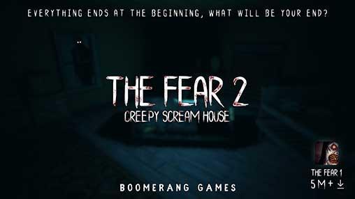 The Fear 2 Creepy Scream House