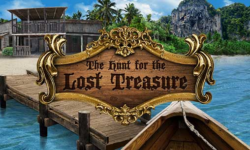 The Hunt for the Lost Treasure