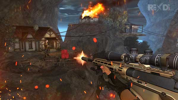 The Mission Sniper Apk