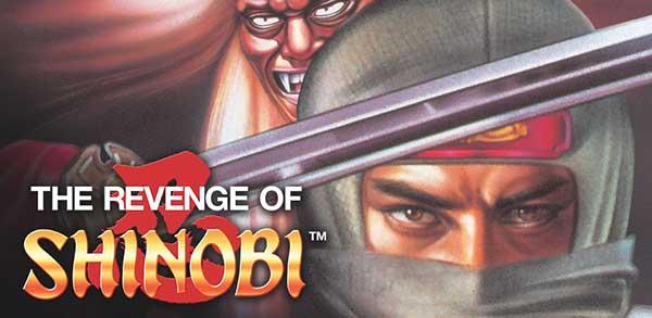 The Revenge of Shinobi Classic Mod