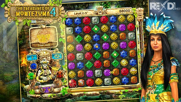 The Treasures Of Montezuma 4 Apk