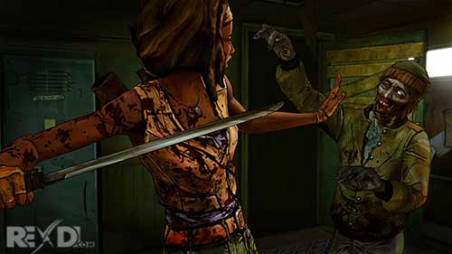 The Walking Dead Michonne Apk