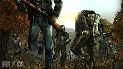 The Walking Dead Season One Apk