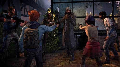 The Walking Dead Season Three Apk