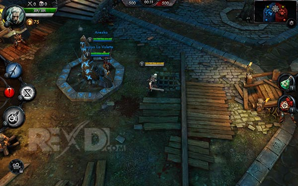 The Witcher Battle Arena Android