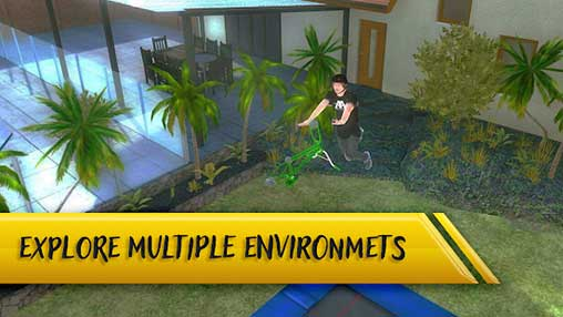 Ti: Tramp Bike Apk