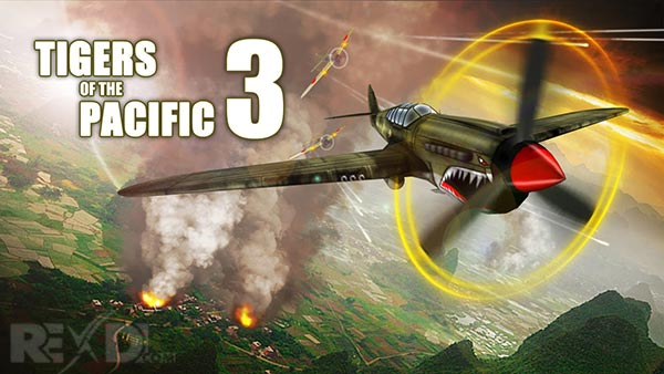 Tigers of the Pacific 3 apk
