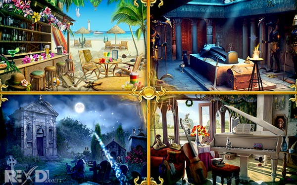 Time Gap Hidden Object Mystery Apk