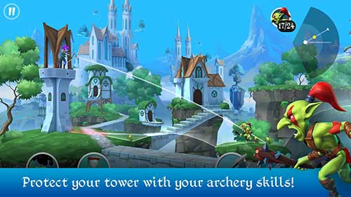 Tiny Archers Apk