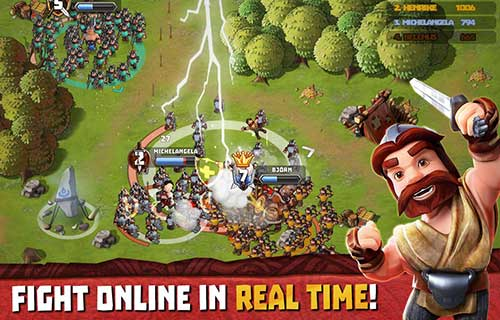 Tiny Armies - Online Battles Apk
