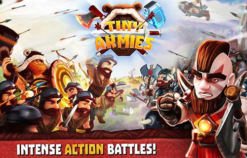 Tiny Armies - Online Battles