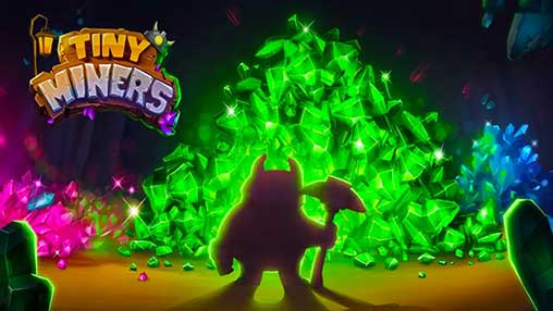 Tiny Miners – Idle Clicker 3 4 5 Apk + Mod Diamond for Android