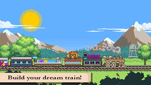 Tiny Rails Apk Mod Revdl Unlimited Money for Android