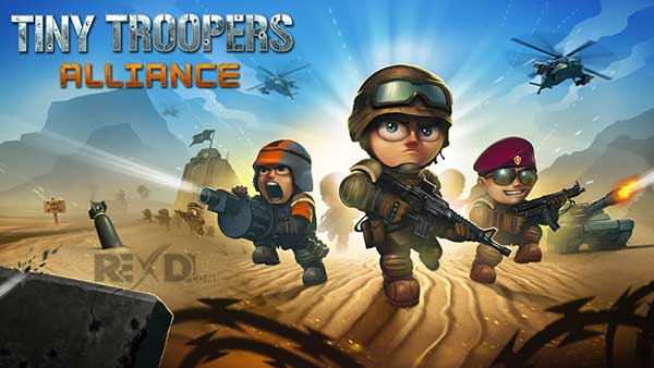 Tiny Troopers Alliance
