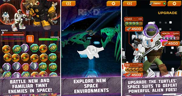 TMNT: Battle Match Apk