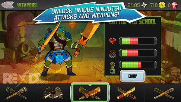 TMNT Brothers Unite android