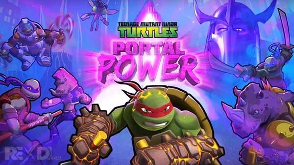 ninja turtle legends offline apk
