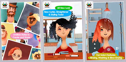 Toca Hair Salon 2 Apk