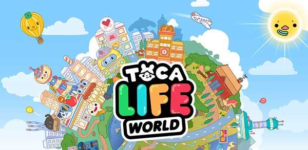 Toca Life: World Mod