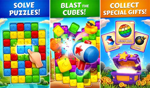Toon Blast 5127 Apk + MOD (Lives/Coins/Booster) for Android-upupfree