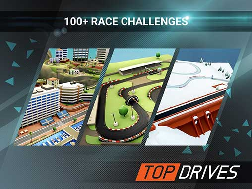 Top Drives Apk Mods Revdl