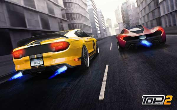 Top Speed 2 mod