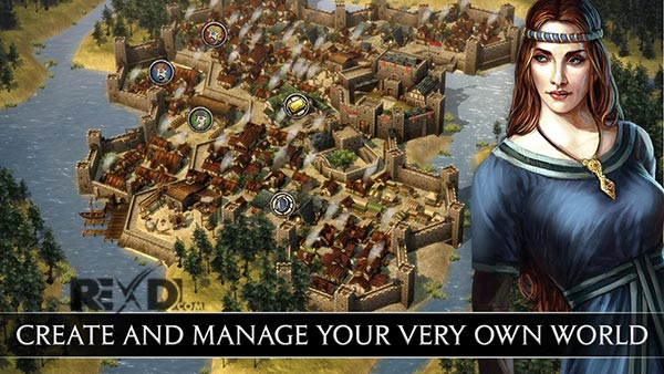 Total War Battles Kingdom Apk