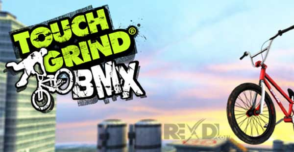 Touchgrind bmx 2 (by illusion labs) ios / android gameplay.