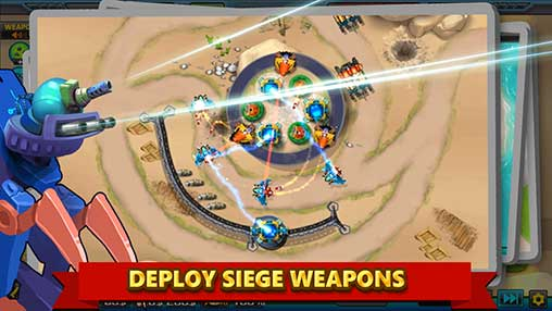 Tower Defense: Alien War TD 2 Apk