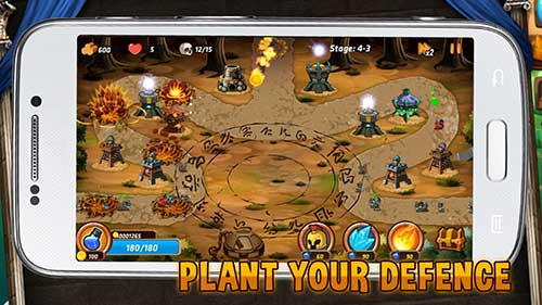 Tower Defense Battle Apk