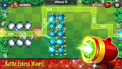 Tower Defense: Battle Zone Apk