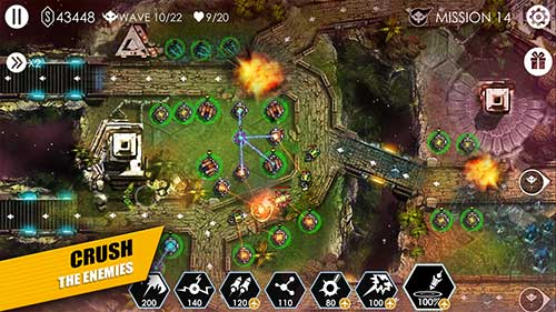 Tower Defense Invasion Apk