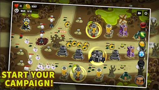 Tower defense: The Last Realm Apk
