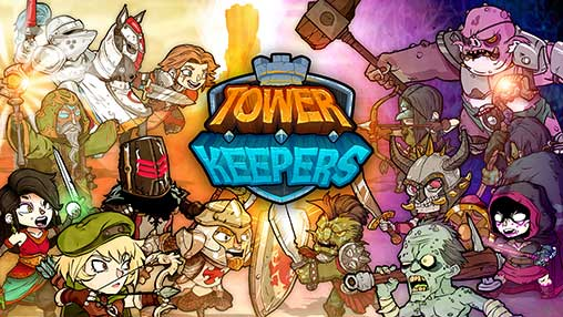 Tower Keepers 2 0 2 Apk + Mod Money for Android