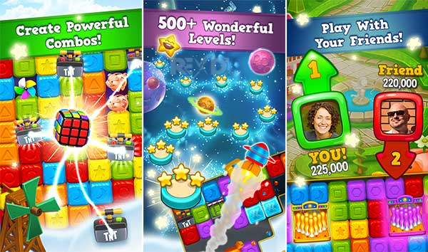 Toy Blast Update : Toy blast apk mod for android