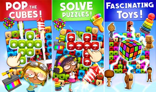Toy Blast Party Time Pro (Ad Free) Apk