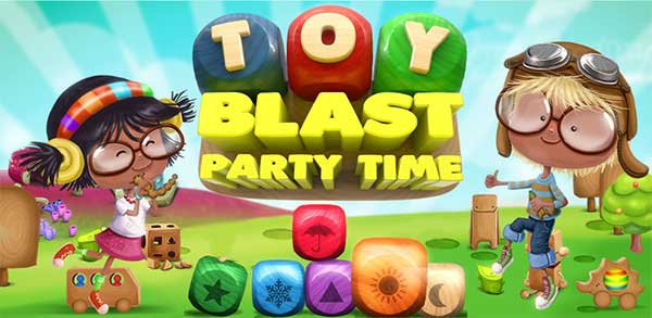Toy Blast Party Time Pro (Ad Free)