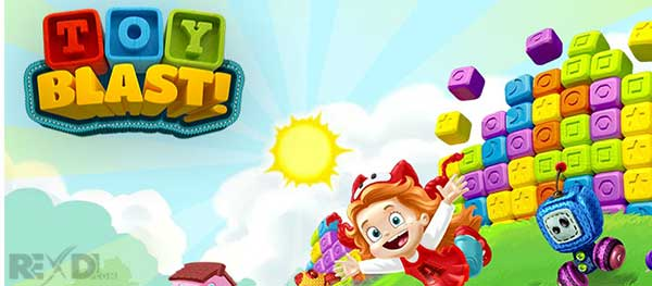 Toy Blast On Facebook : Toy blast apk mod for android