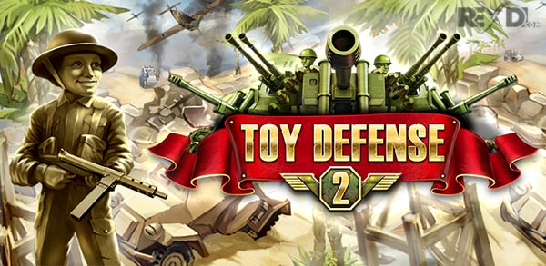 Toy Defense 2 – strategy apk