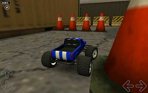 Toy Truck Rally 3D Apk