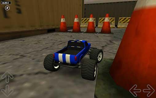 Toy Truck Rally 3D Apk