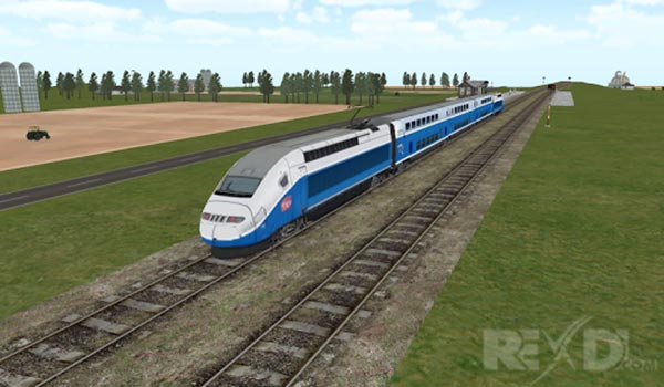 Train Sim Pro Android